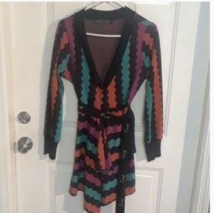 Coogi long sleeve dress